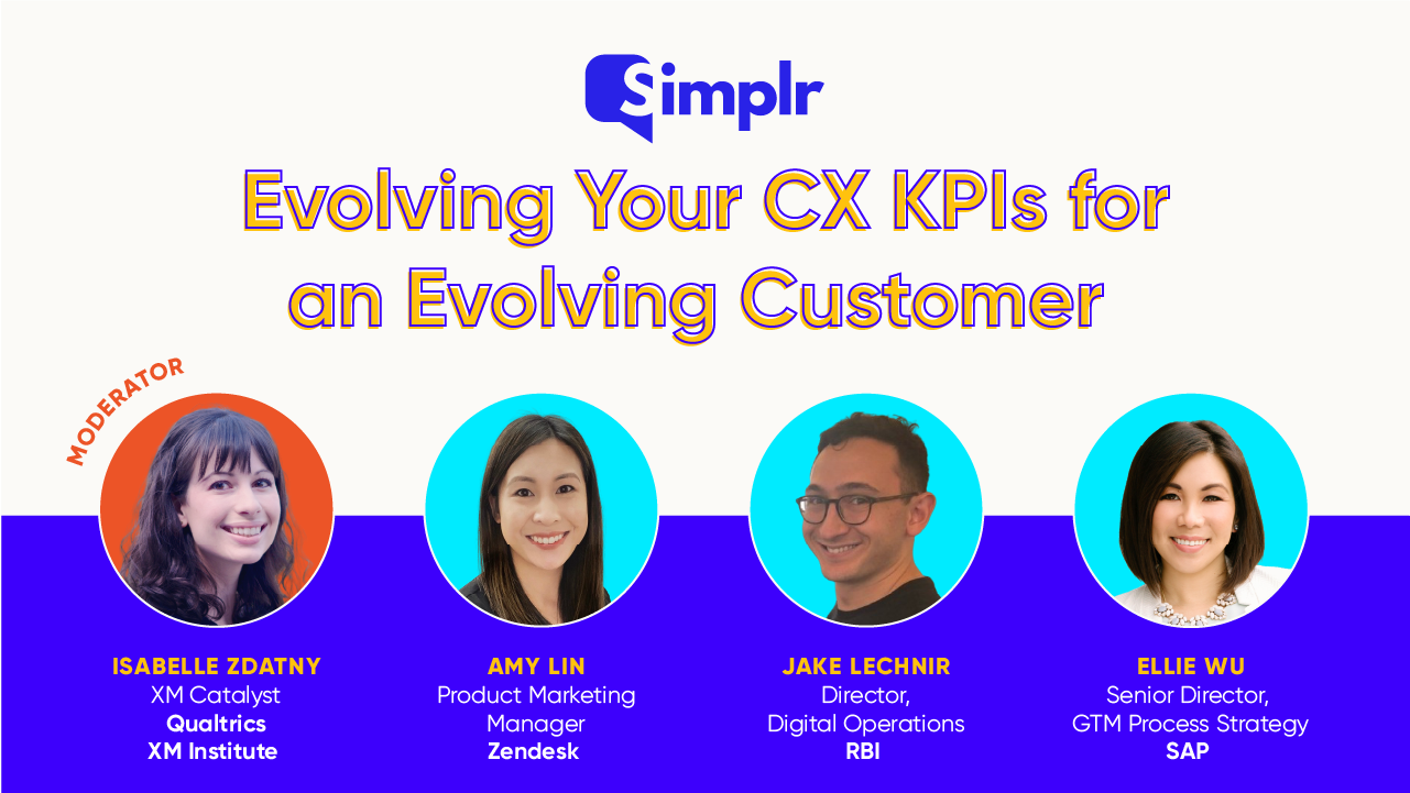 Evolving Your CX KPIs for an Evolving Customer