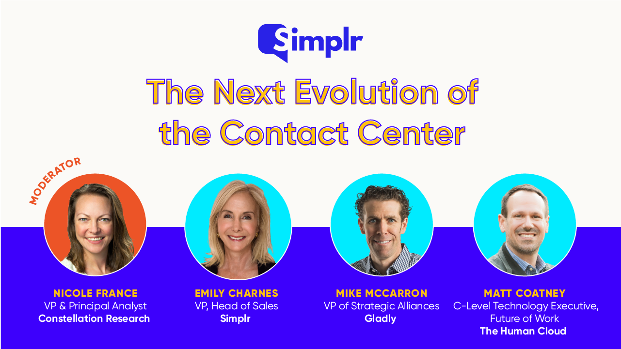 The Next Evolution of the Contact Center